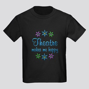Theatre Happy Kids Dark T-Shirt