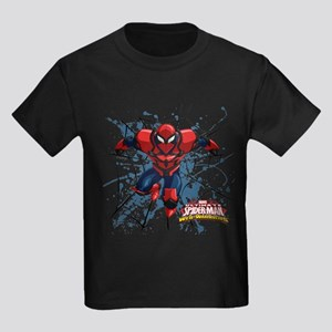 Spyder Knight Web Kids Dark T-Shirt