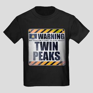 Warning: Twin Peaks Kids Dark T-Shirt