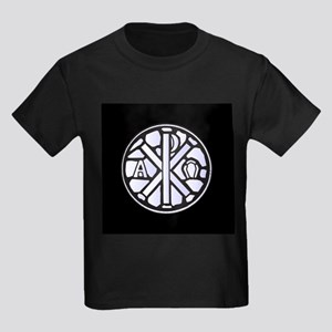 Alpha Omega Glass Window T-Shirt