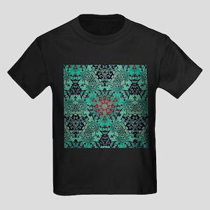 rustic bohemian damask pattern T-Shirt