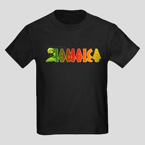 Jamaica Kids Dark T-Shirt