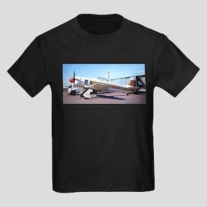 Plane 3 Kids Dark T-Shirt