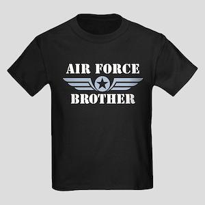 Air Force Brother Kids Dark T-Shirt