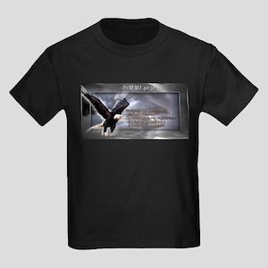 ISAIAH 40:31 Kids Dark T-Shirt
