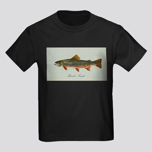 Brook Trout Kids Dark T-Shirt