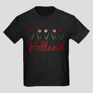 Holland Kids Dark T-Shirt