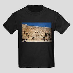 Western Wall (Kotel), Jerusalem, Israel Kids Dark