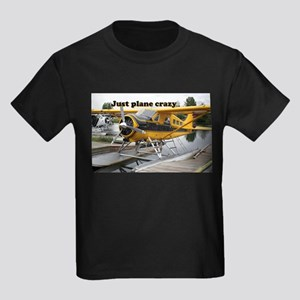 Just plane crazy: Beaver float plane, Alaska T-Shi