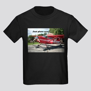 Just plane crazy: skiplane, Alaska T-Shirt