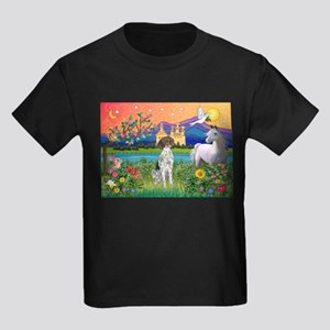 Fantasy Land / German SH Poin Kids Dark T-Shirt