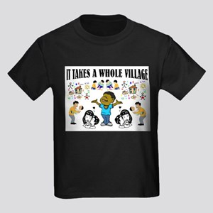 Childrearing Black children T-Shirt
