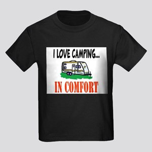 I Love Camping In Comfor T-Shirt