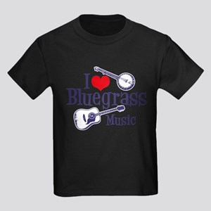 I Love Bluegrass T-Shirt