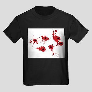 bleeding bullet holes T-Shirt