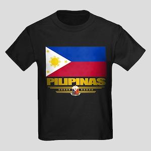 """""""Pilipinas"""" Kids Dark T-Shirt"""