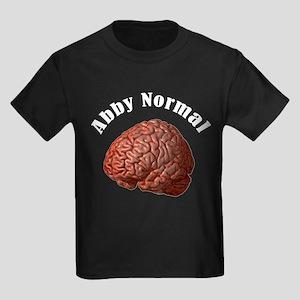 Abby Normal Kids Dark T-Shirt