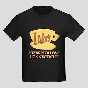 Luke's Diner Stars Hollow Gilmore Girls Kids Dark