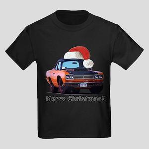 BabyAmericanMuscleCar_69_RoadR_Orange T-Shirt