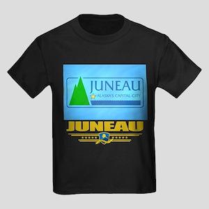 Juneau Pride Kids Dark T-Shirt
