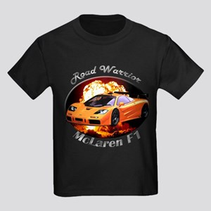 McLaren F1 Kids Dark T-Shirt