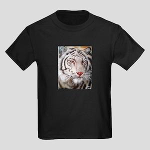Tiger-white T-Shirt