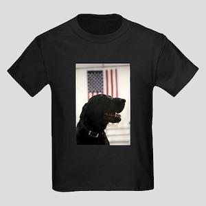 All-American Black Labrador Retriever T-Shirt
