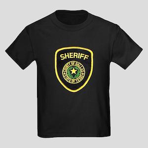Dallas County Sheriff Kids Dark T-Shirt