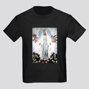 Queen of Croatia Kids Dark T-Shirt