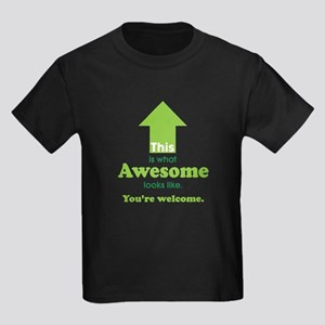 Awesome_lime T-Shirt