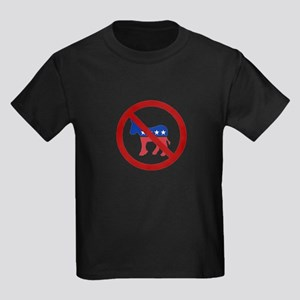 Anti-Donkey Kids Dark T-Shirt