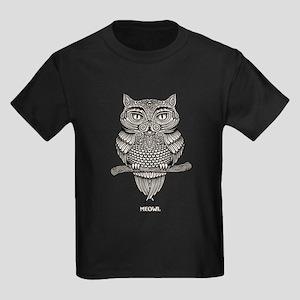 Meowl Kids Dark T-Shirt