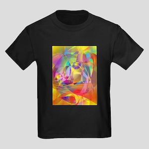 Abstract Banana T-Shirt
