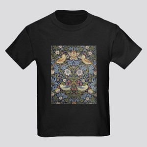 William Morris Strawberry Thief Design 188 T-Shirt