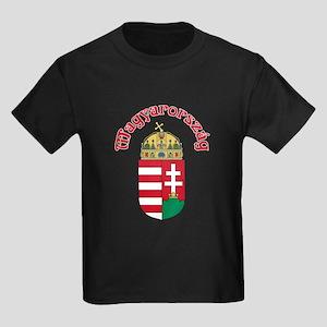 Hungary Kids Dark T-Shirt