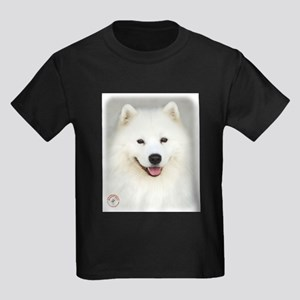 Samoyed 9Y566D-019 Kids Dark T-Shirt