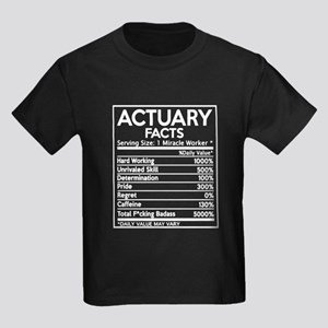 ACTUARY FACTS T-Shirt