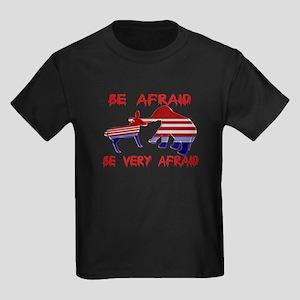 Be Afraid Democrats & Republicans Unite Kids Dark