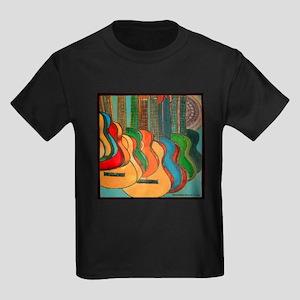 Strings Kids Dark T-Shirt