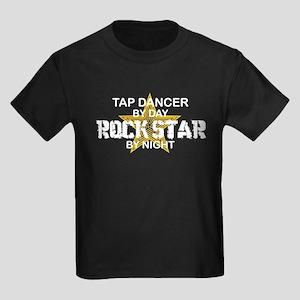 Tango Dancer RockStar Kids Dark T-Shirt