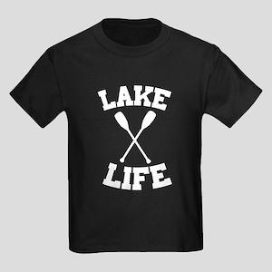 Lake life Kids Dark T-Shirt