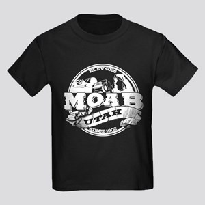 Moab Old Circle Kids Dark T-Shirt