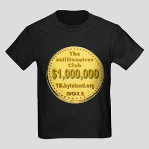 The Millionaires Club Kids Dark T-Shirt