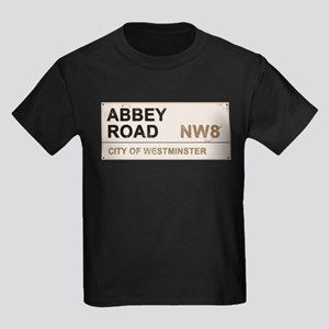 Abbey Road LONDON Pro Kids Dark T-Shirt
