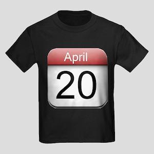 4:20 Date Kids Dark T-Shirt