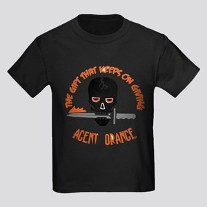 Agent Orange Kids Dark T-Shirt