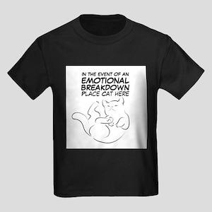 EMOTIONAL BREAKDOWN CAT T-Shirt