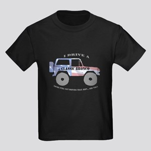 You're not driving a Jeep, are you? Kids Dark T-Sh