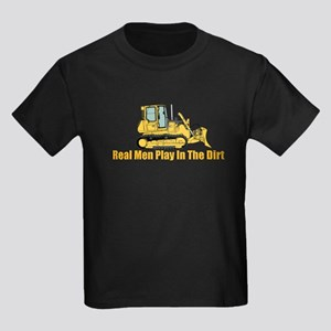 Real Men Play In The Dirt T-Shirt
