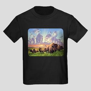 Stampede! Kids Dark T-Shirt